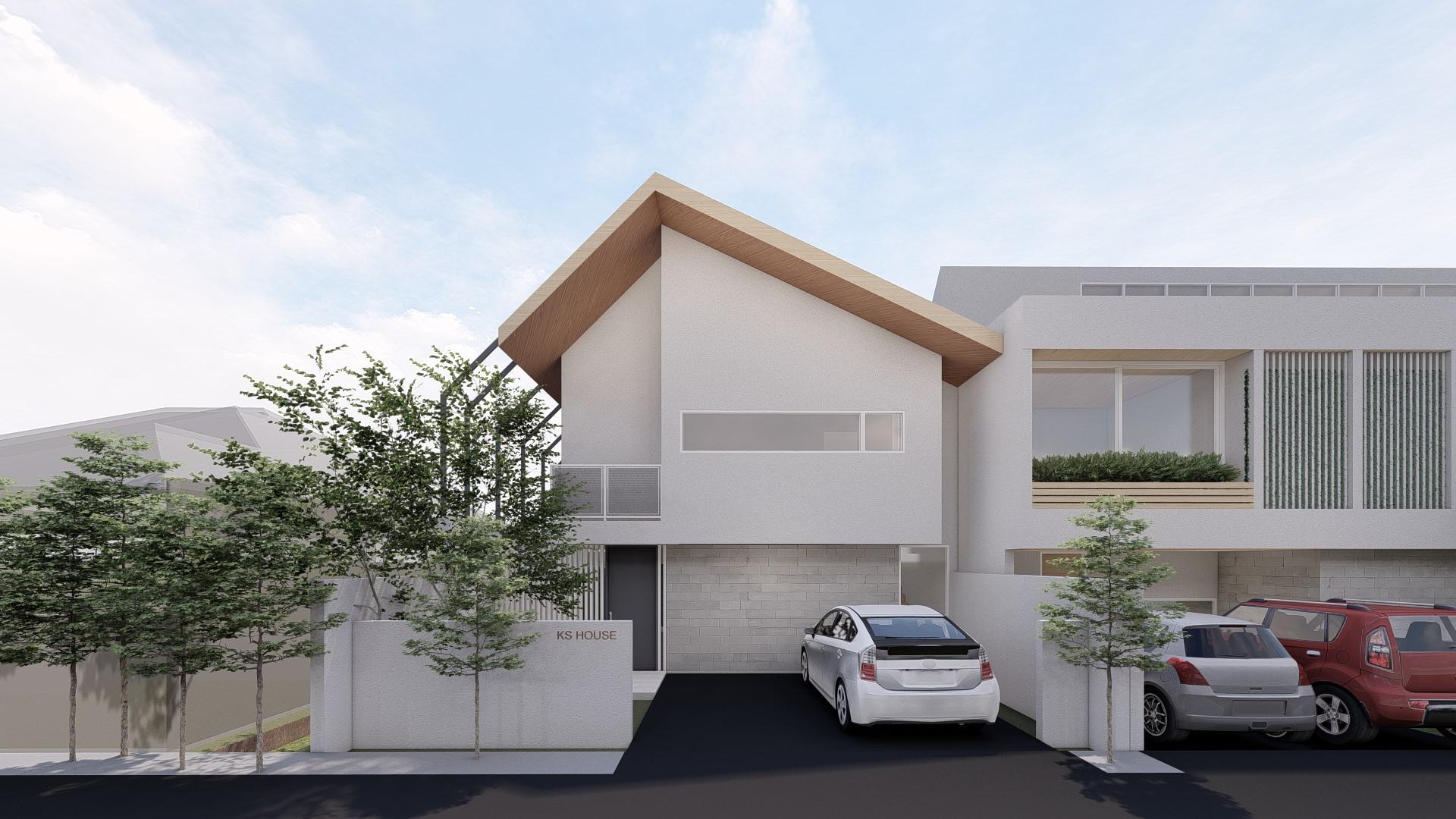 Kawaluyaan House