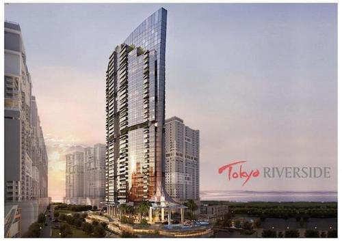 Tokyo Riverside Apartment