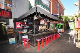 Beer garden Bar