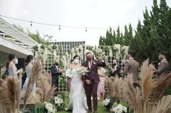 Outdoor Wedding (Garden Venue)