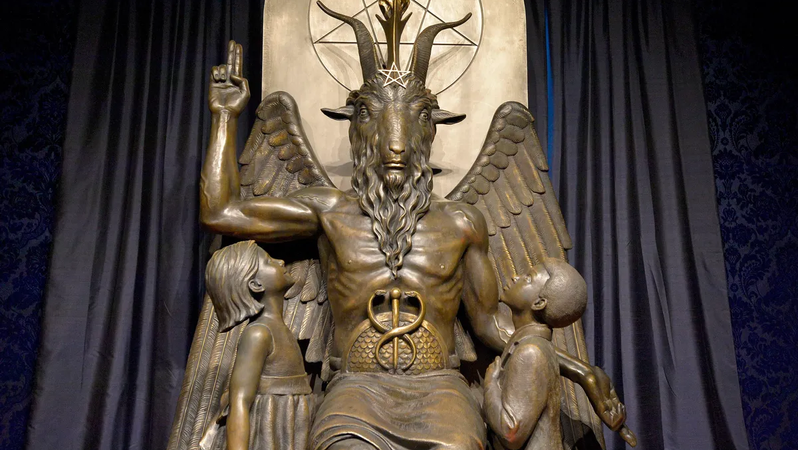 Tín đồ Satan giáo có thể là hi vọng cuối cùng để bảo vệ quyền phá thai tại Texas