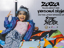 ZaZa Interviews For Style Sector