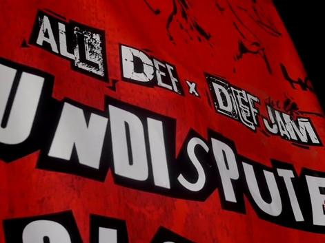 Escaparate de Def Jam