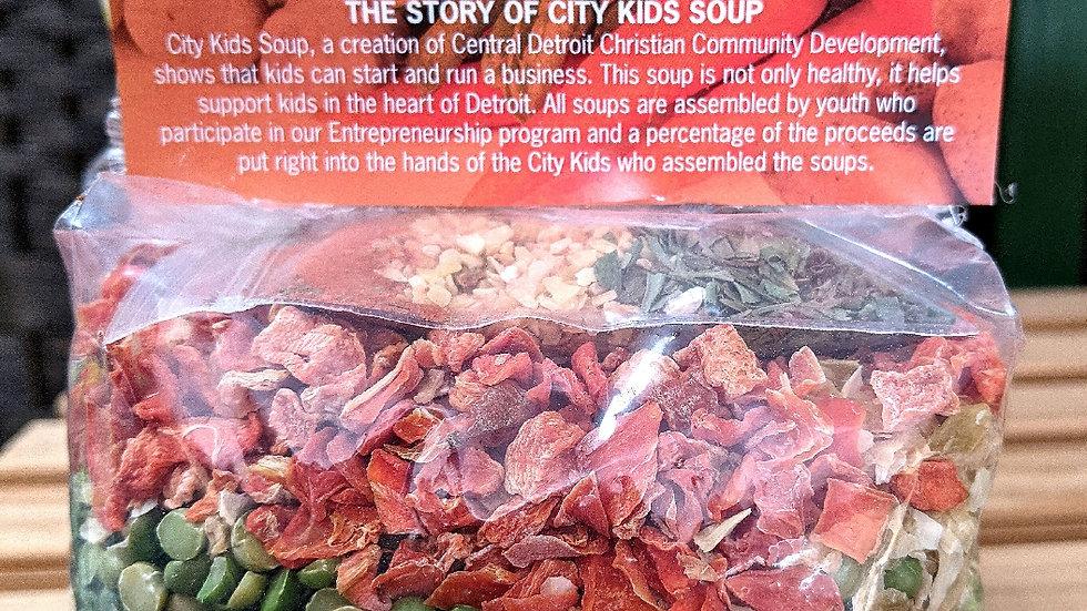 City Kids Soup- Split Pea
