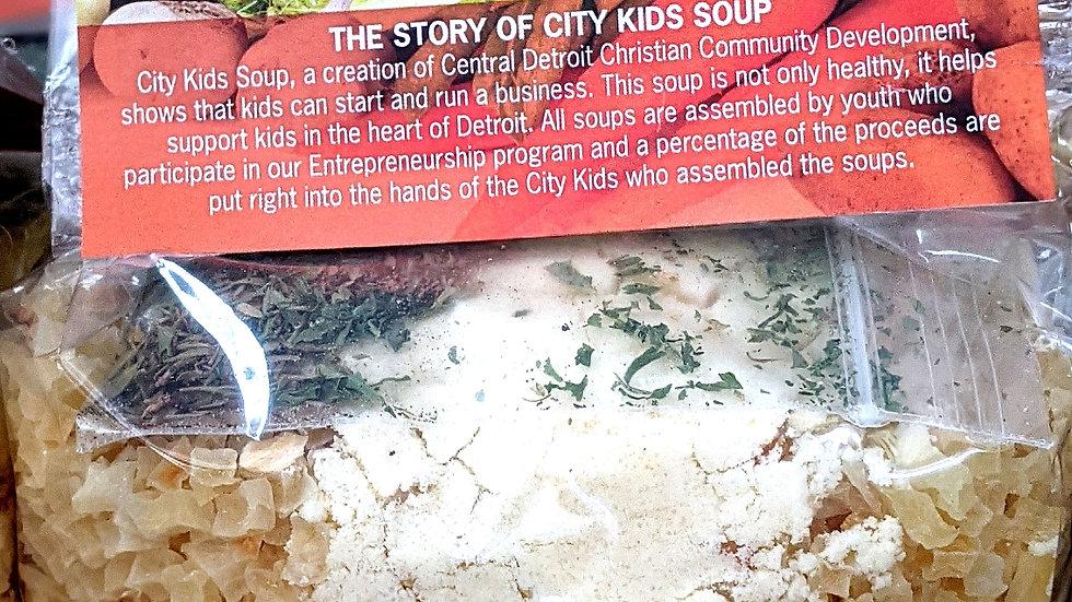 City Kids Soup- Cream of Potato