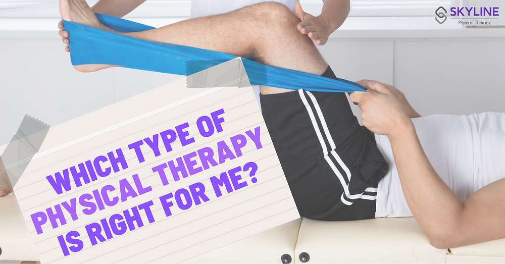 Physical therapy, types of physical therapy, physical therapy for me, wyckoff, NJ
