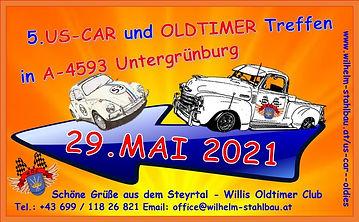 US_Car_&_Oldtimer_Treffen_Untergrünburg