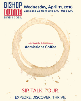 Admissions Coffee