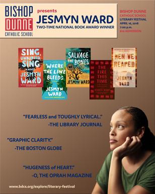 Bishop Dunne Literary Festival Flyer