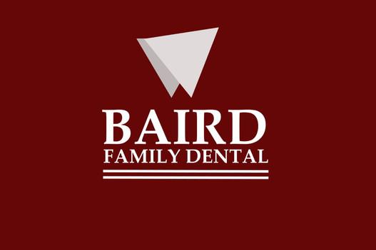 Baird Family Dental Logo