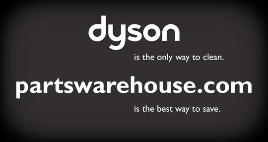 PartsWarehouse Dyson Campaign