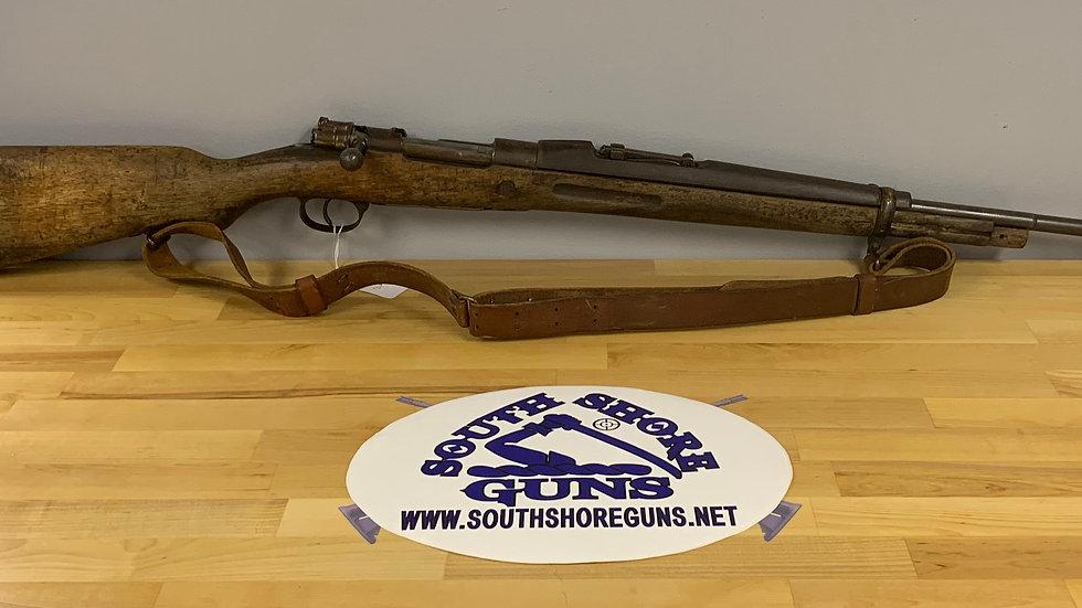 La Coruna Spanish Mauser M1943 short rifle