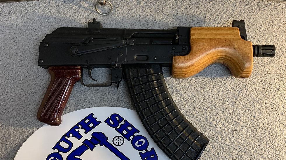 Romanian Draco Micro AK 47 Pistol