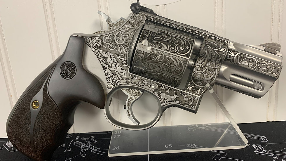 Smith & Wesson model 627 Performance Center