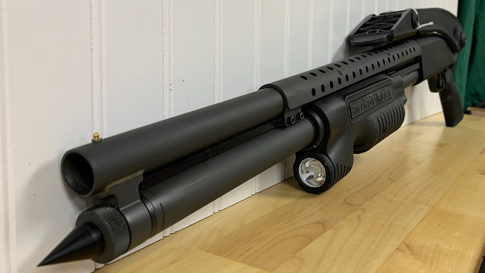 Mossberg 500 decked out (#359)