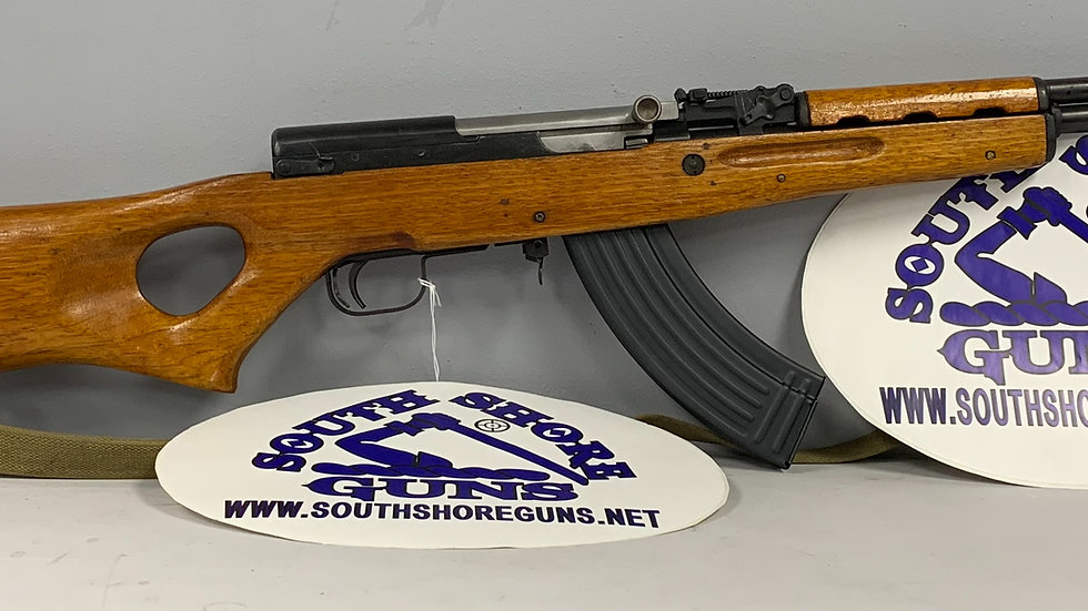 Chinese SKS Sporter (AK mags)