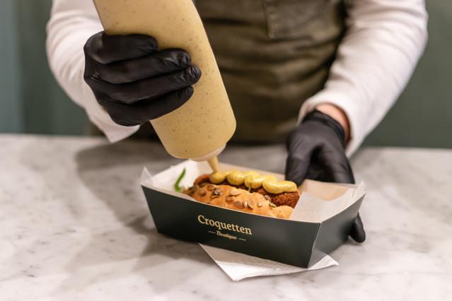 Croquetten Boutique Utrecht | Food fotografie