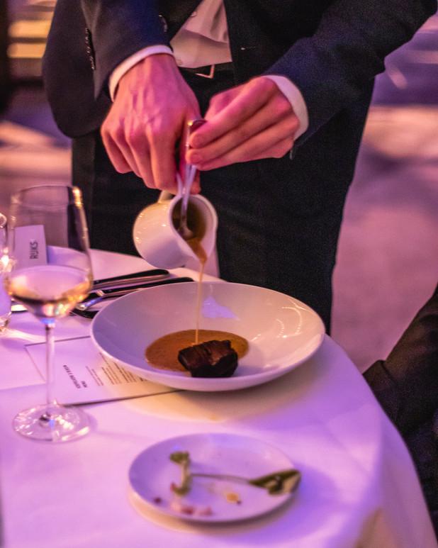 RIJKS pop-up restaurant Renaissance Koepelkerk