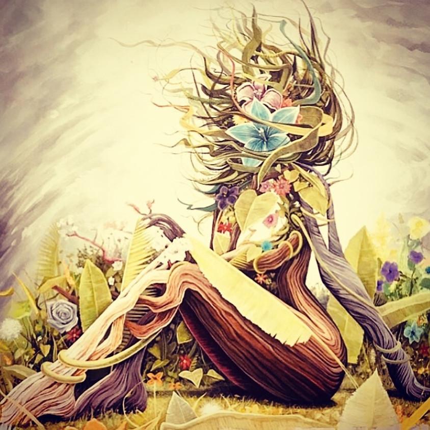 Sacred Sunday Goddess Connection
