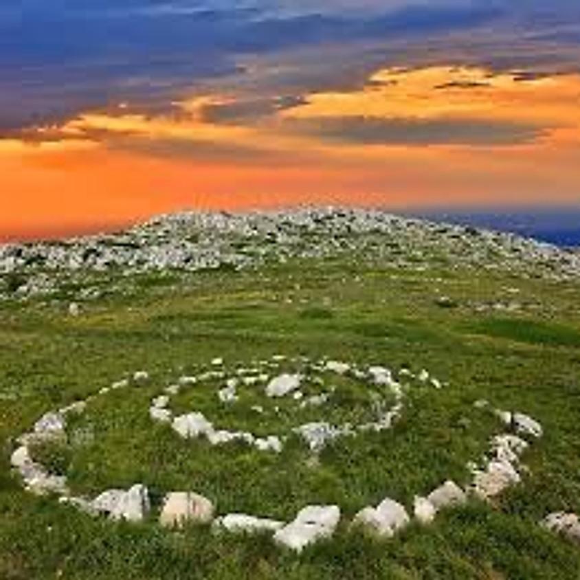Sacred Full Moon Circle