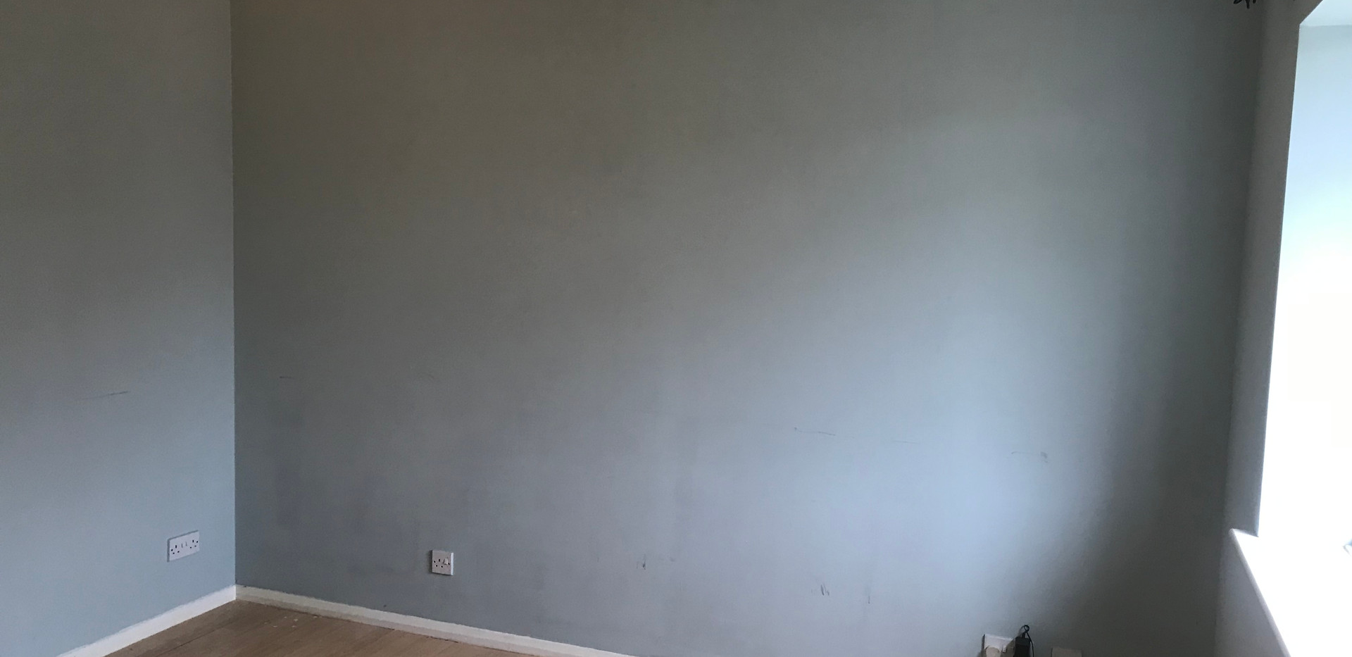 Lounge remodel - before
