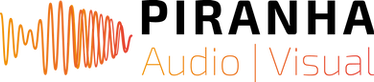 Piranha Audio Visual Logo
