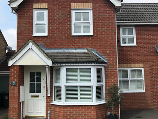 Shutters from £240 per square meter