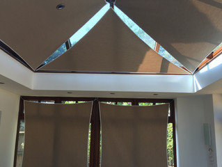 Project: Sail blinds - Cambridge