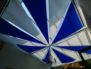 bold sails for roofsails