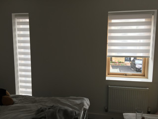 Project: Night and day blinds