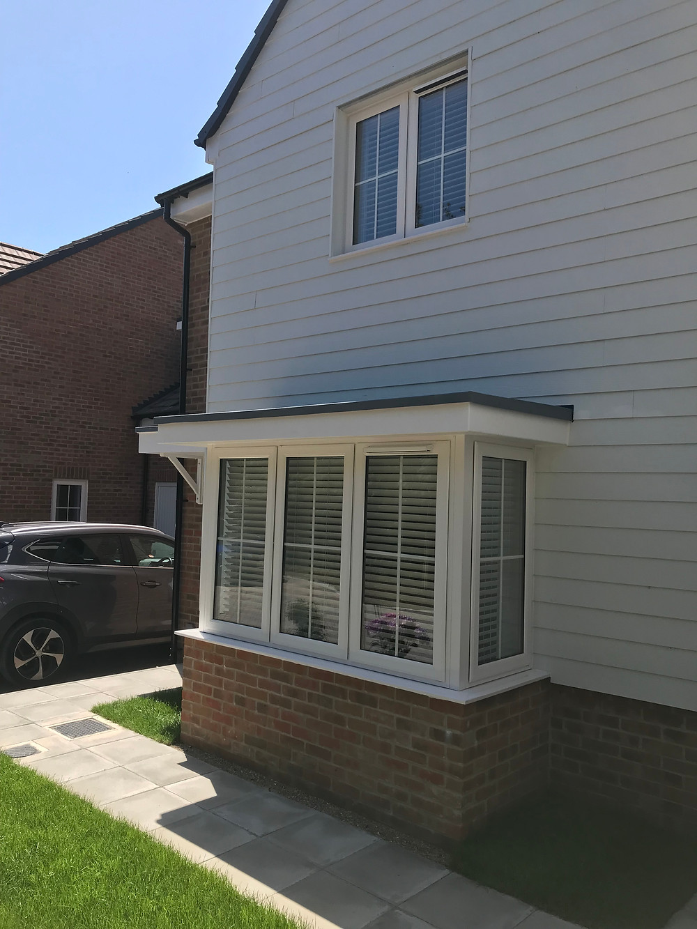 blinds fitted in the village buntingford