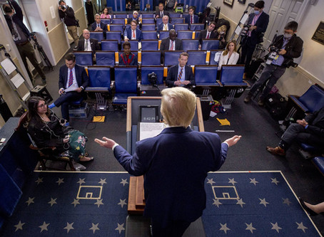 Why the Media Hates Trump