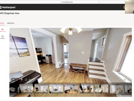 Navigating Your 3D Matterport Virtual Tour