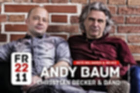 Andy Baum & Christian Becker - Hits reloaded