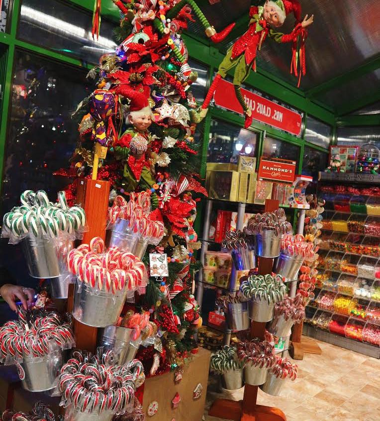 Candy cane heaven