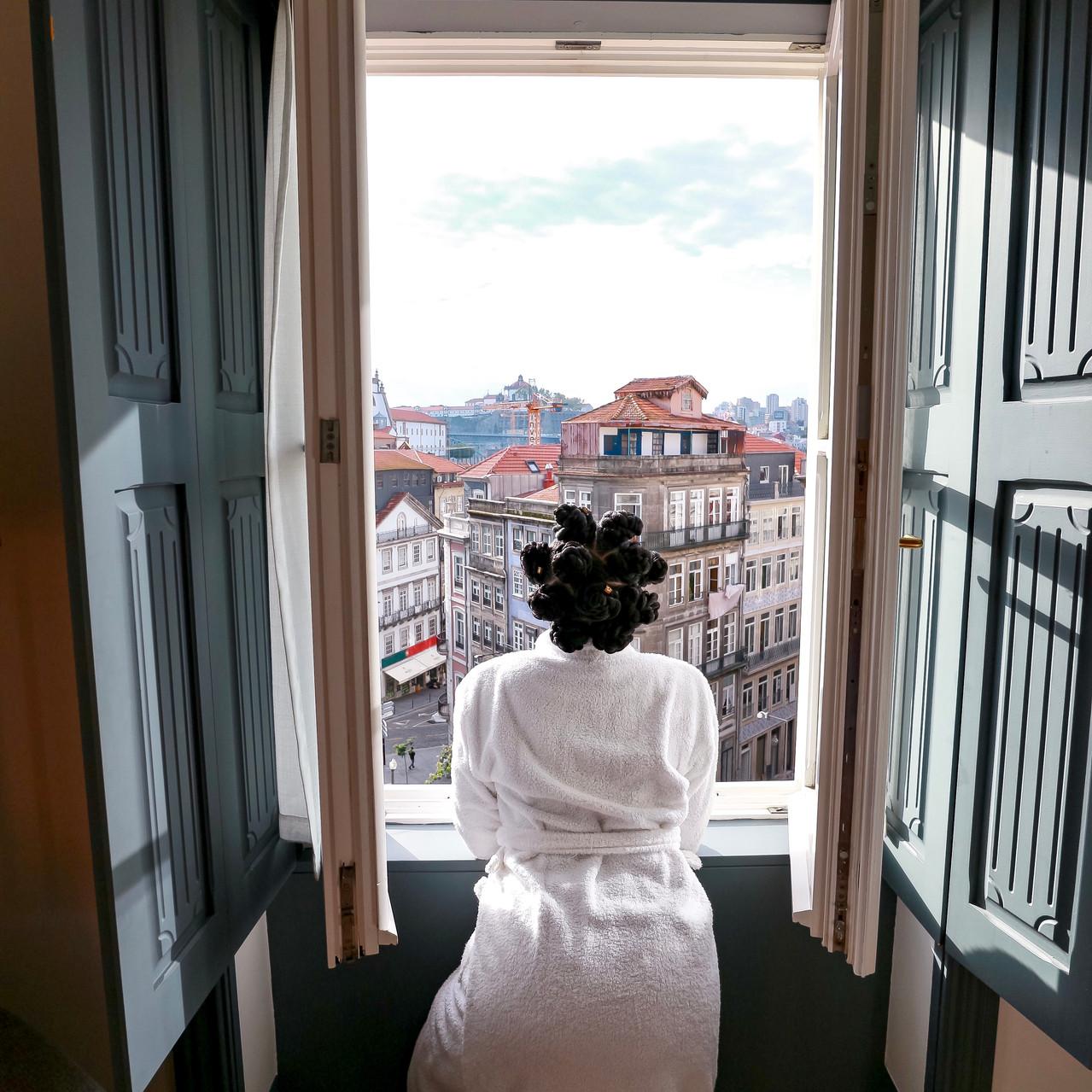 Window view - Porto AS1829