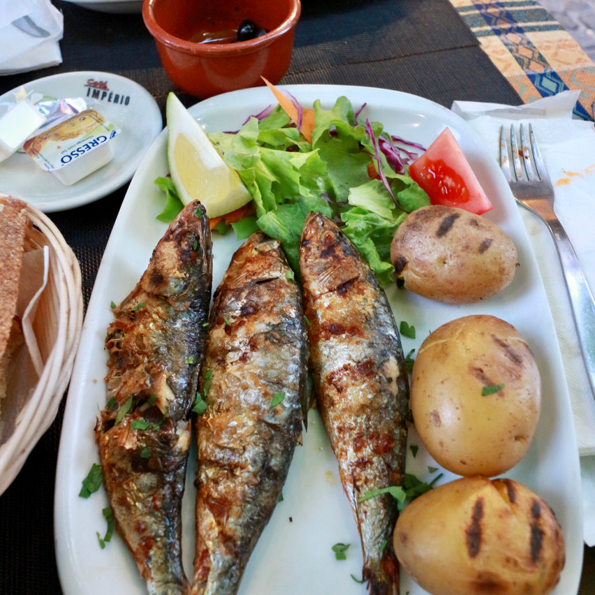 Sardines - Adega Ribate Jo