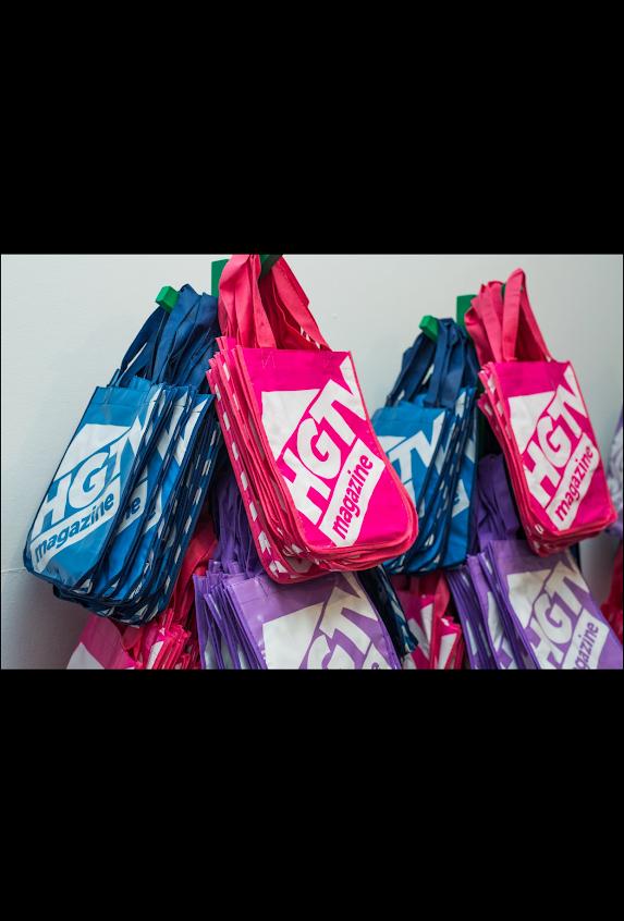 HGTV Tote Bags