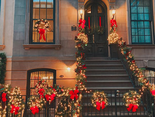 Holiday Homes on the Upper East Side Manhattan
