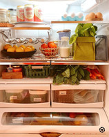 Refrigerator Organization - Spring 2021