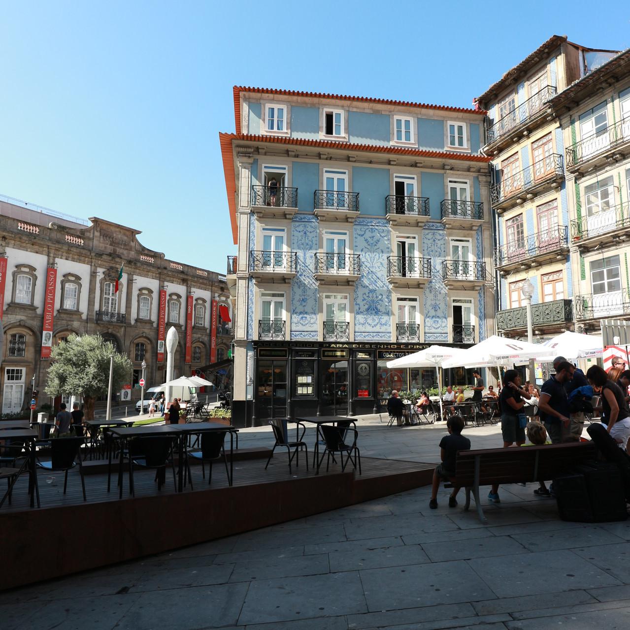 Corpo Santo Hotel Facade