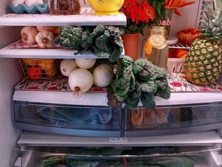 The Container Store Refrigerator Organization