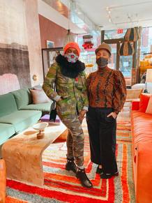 Shopping at Dyphor New York - Williamsburg, Brooklyn