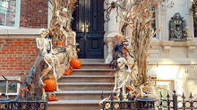 Upper East Side Halloween Home Tours
