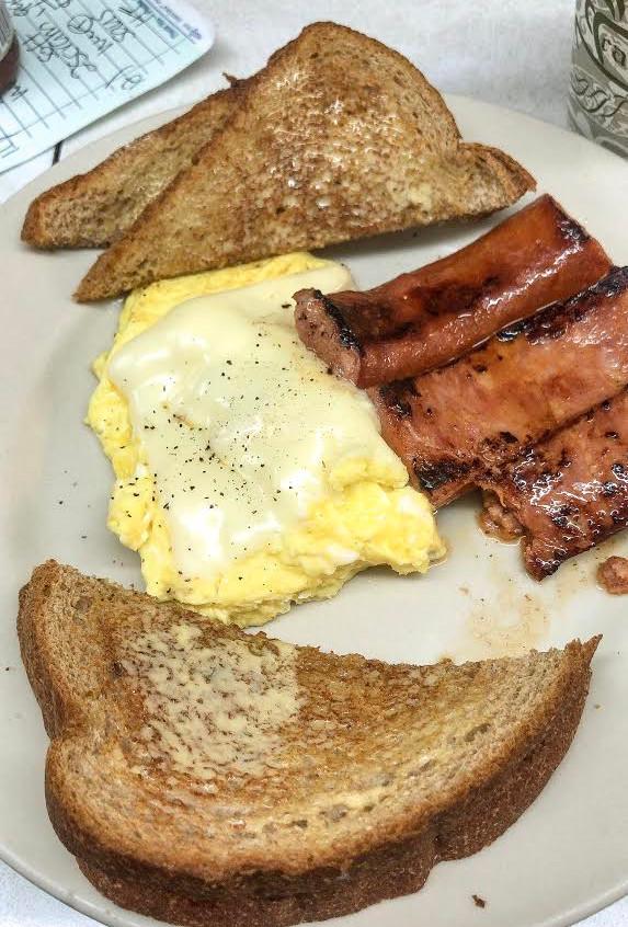 Breakfast at Diner