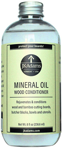 Minera oil  to Protect Wood