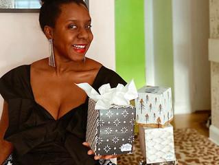 Genevieve Gorder x Scotties Tissues Boxes