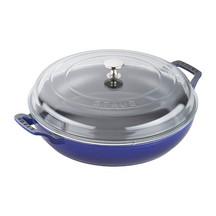 Staub Round Cast Iron Pan