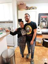 Harlem NYC Home Tour with Celia & Sean