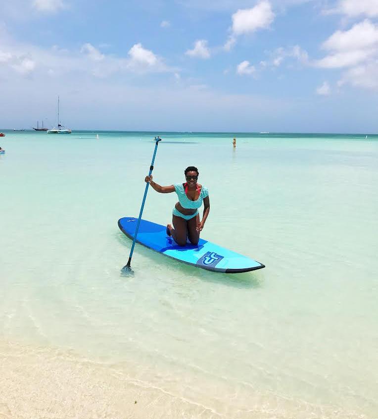 Paddle Boarding 101